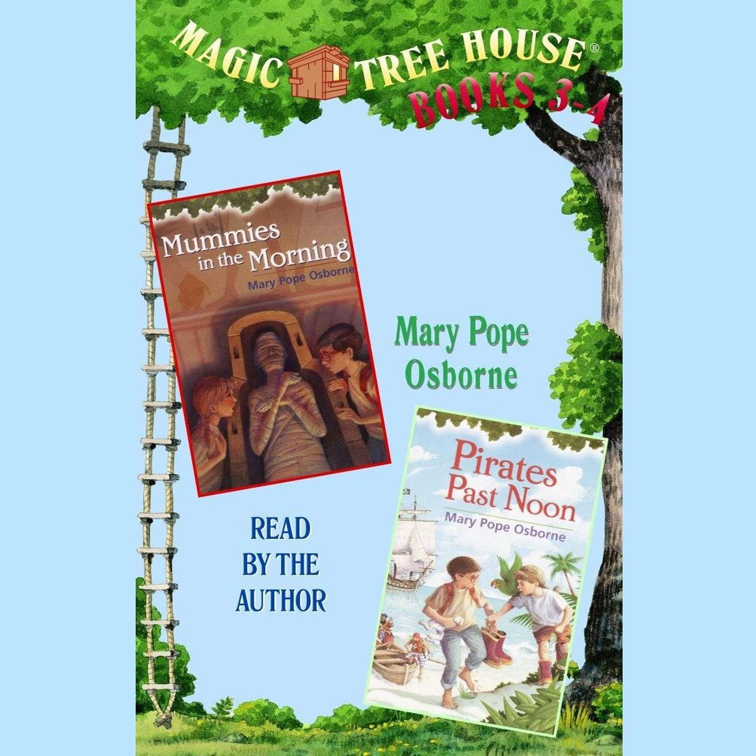 Magic Tree House Books 3 And 4