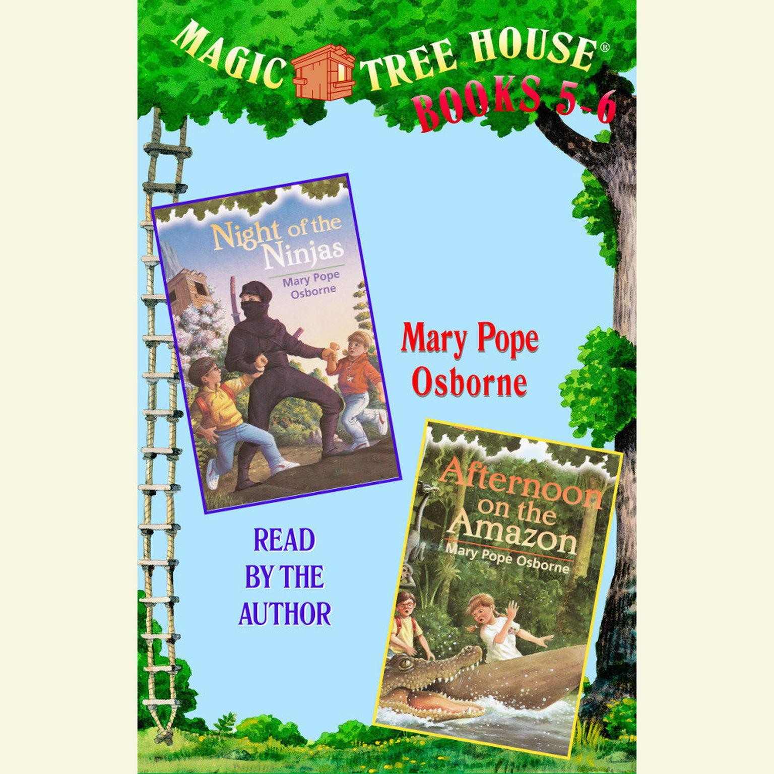 Magic Tree House Books 5 And 6