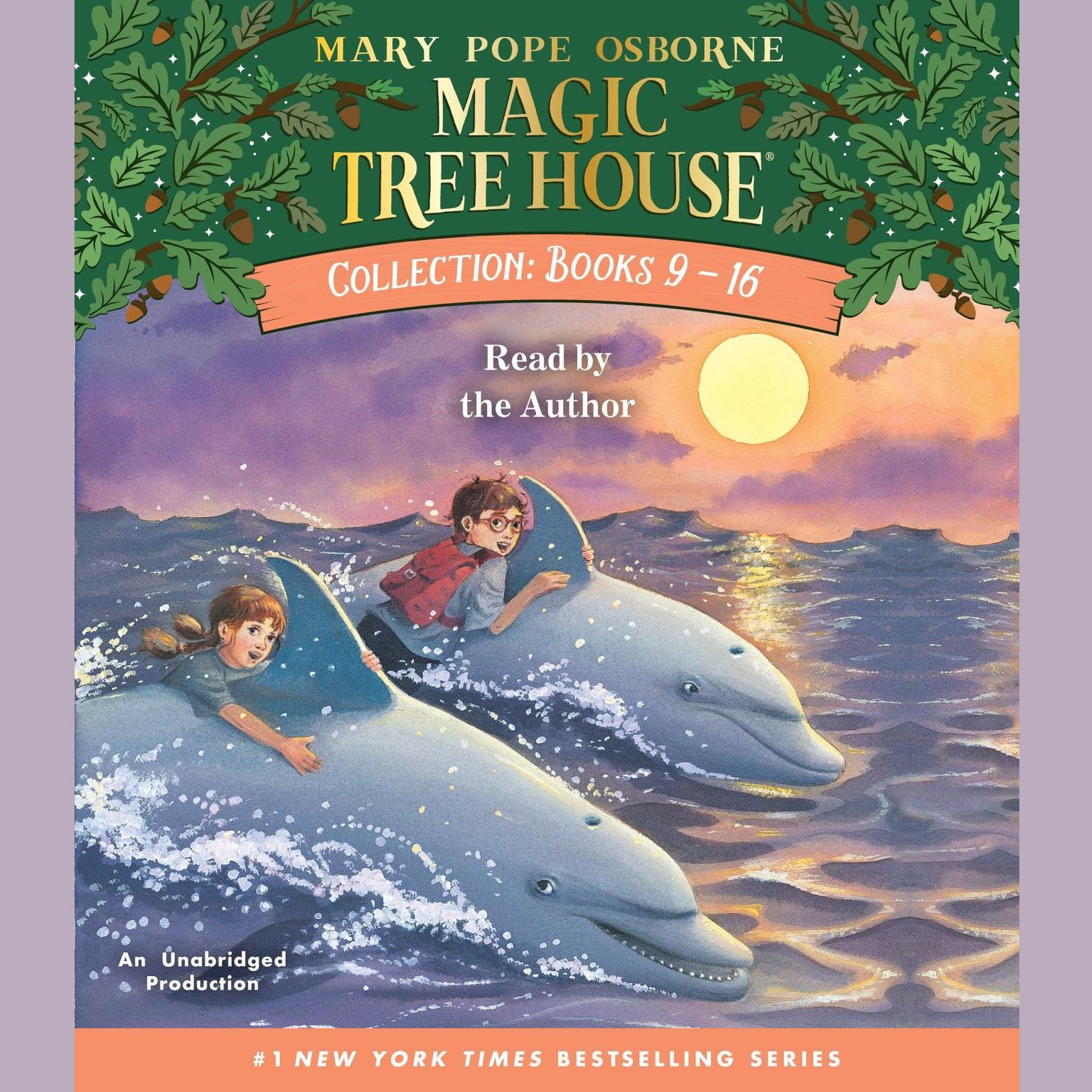 Magic Tree House Collection Books 9 16