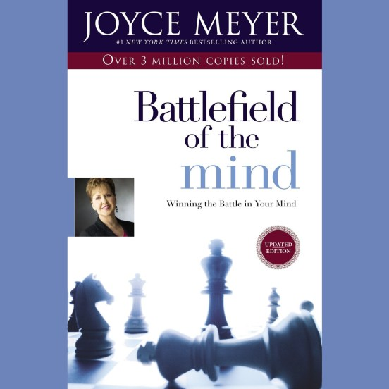 Image result for battlefield of the mind book""