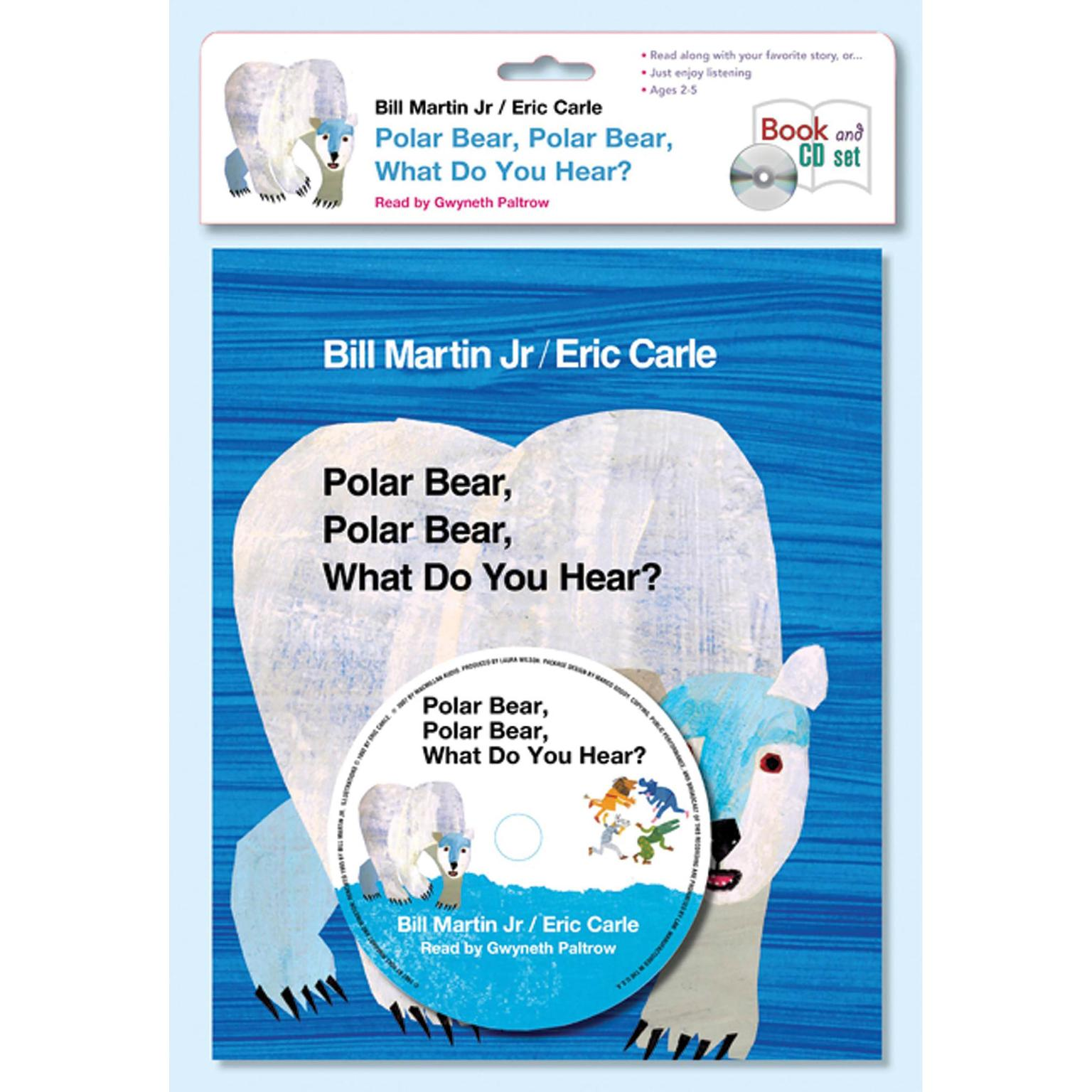 Polar Bear Polar Bear What Do You Hear