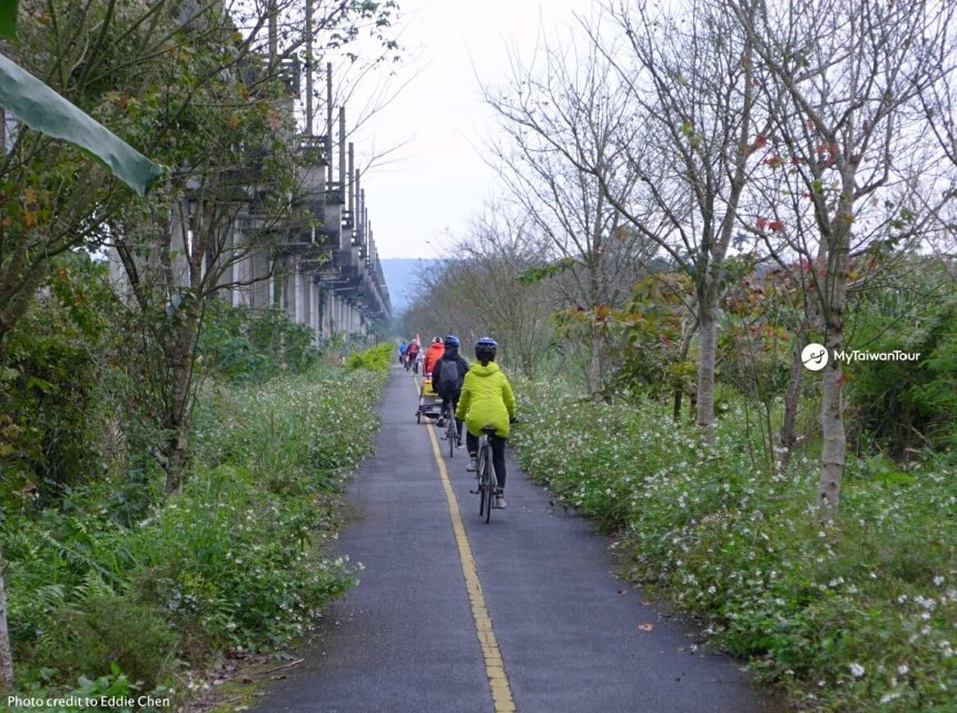 cycling route in Taiwan_guanfu to ruisui1