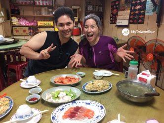 3 - Seafood Feast in Hualien