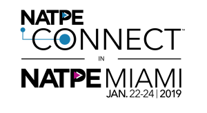 NATPE CONNECT IN NATPE MIAMI JAN. 22-24, 2019