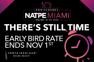 Early Bird Rate Ends November 1st