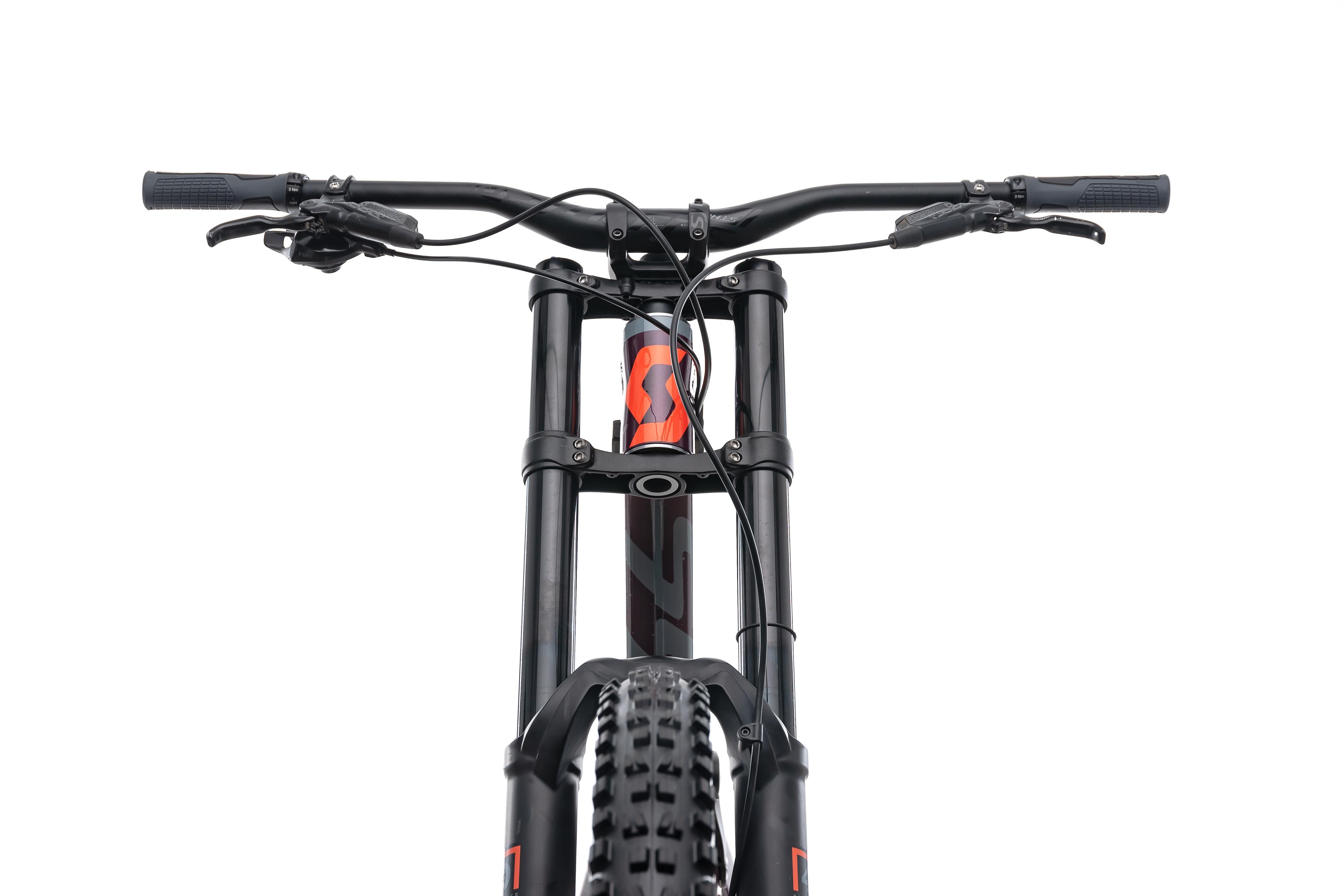 Scottr 720 Mountain Bike Small 27 5 Aluminum
