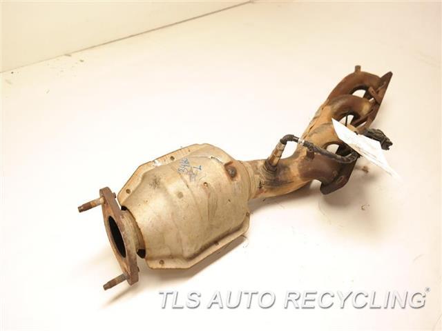 2005 nissan titan exhaust manifold