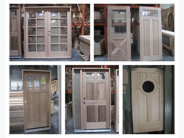 #2 Interior And Exterior Doors