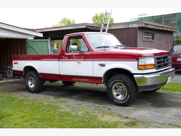 New Price! $5000 1996 Ford F-150 F150 F 150 XL 5.0L V8 4x4