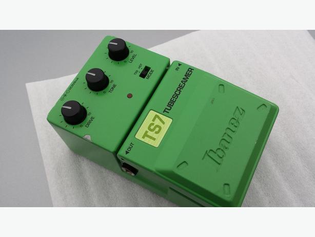 Ts7 Ibanez Tone Loc Tubescreamer Overdrive Distortion