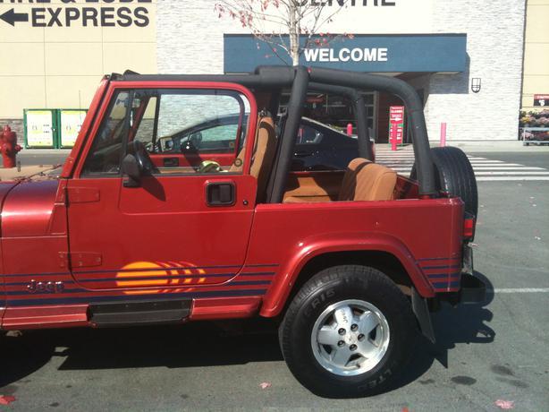 92 Jeep Yj Islander Maple Bay Cowichan