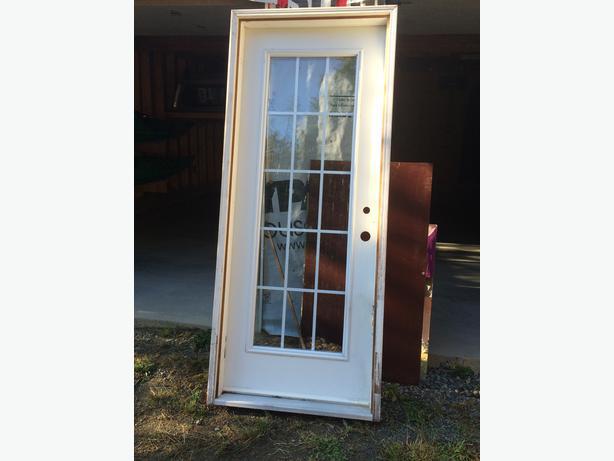 Exterior Glass Door West Shore: Langford,Colwood,Metchosin