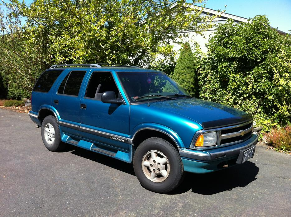 1996 Chevy Blazer 4X4 Outside Nanaimo, Nanaimo