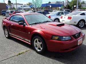 2004 Ford Mustang 40th Anniversary RWD Manual Coupe