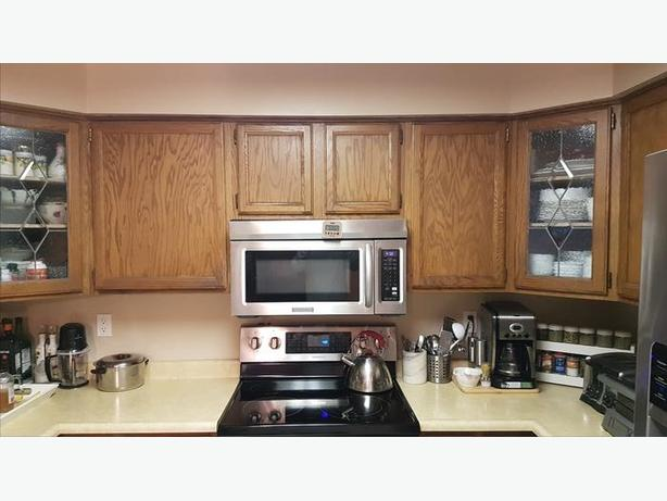 Solid Oak Complete Kitchen Cabinets For Sale Saanich, Victoria