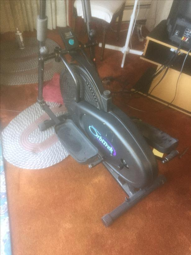 Orbitrek Elliptical Machine By Thane