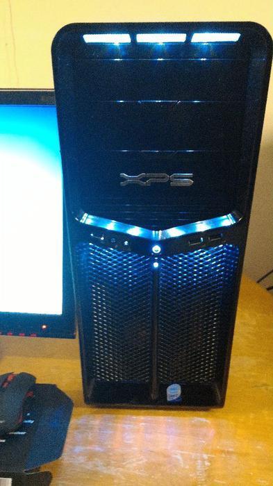 WOW Dell XPS 630I Titanium Silver Quad Core Gaming OTHER Birmingham