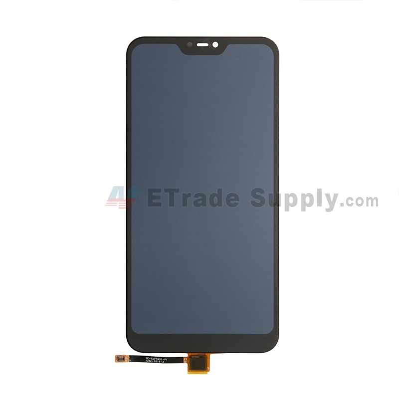 For Xiaomi Redmi 6 Promi A2 Lite Lcd Screen And Digitizer Assembly Replacement Black Without Logo Grade S