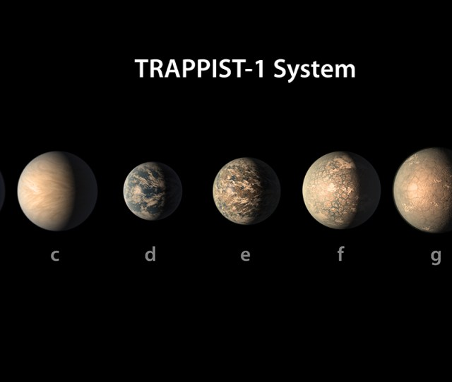 Study Brings New Climate Models Of Small Star Trappist S Seven Intriguing Worlds Uw News