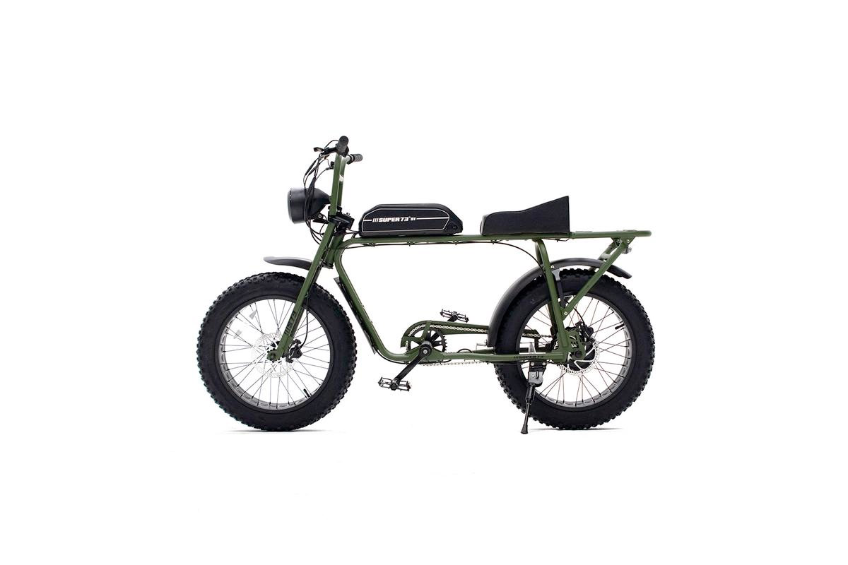 Super 73 S1 Army Green