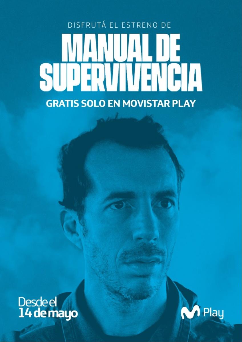 "Manual de Supervivencia"", la primera serie original de Movistar ..."