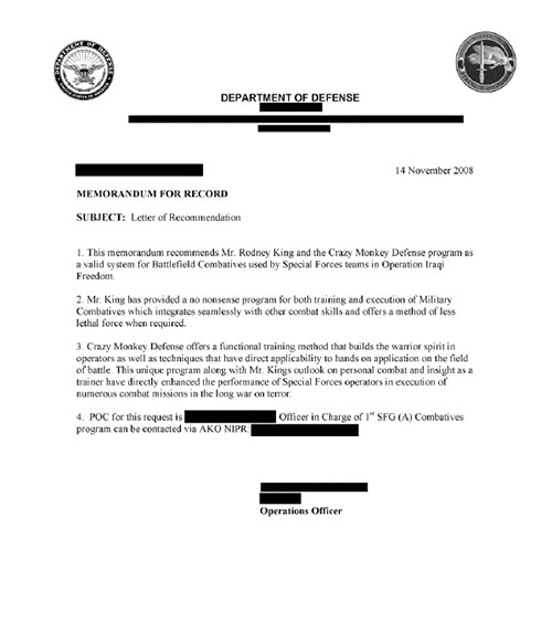 Law Enforcement & Military WYB Certifications
