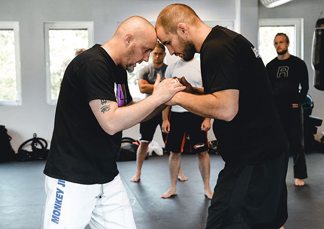 The Mystery of 'Pressure Testing' in Self-Defense Training