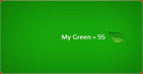 My Greendex