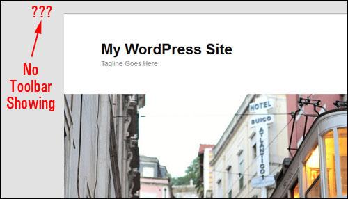 Using Your WordPress Admin Panel