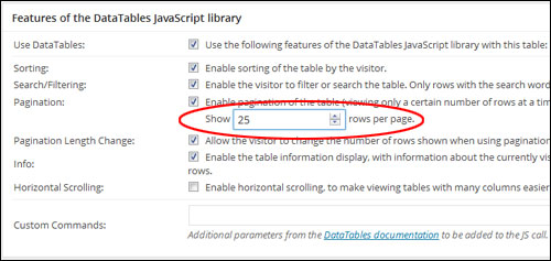 Creating And Adding Tables In WordPress