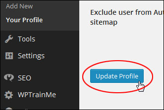 How To Edit Your User Details In WordPress