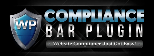 Compliance Bar - WordPress Plugin For Website Compliance