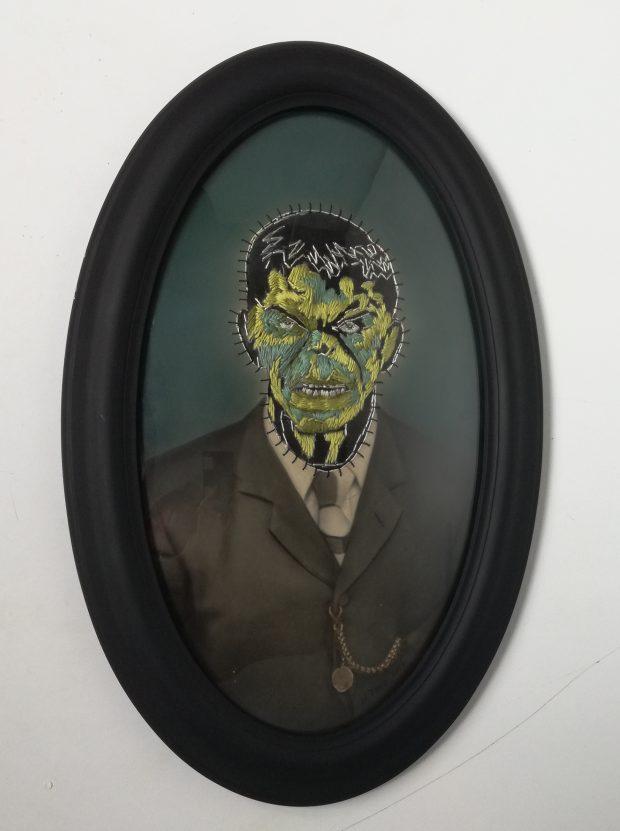 'An Incredible Hulk' (Hannalie Taute)