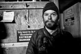 Mt. Baker Pro Patrol Director Andy Solfield