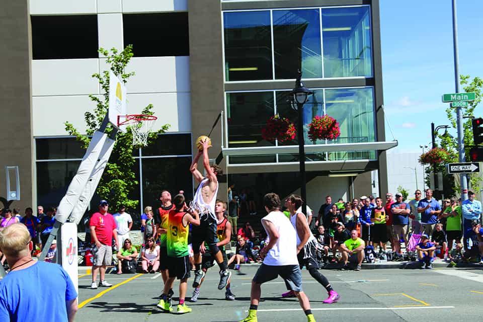 Spokane bucket list: Hoopfest