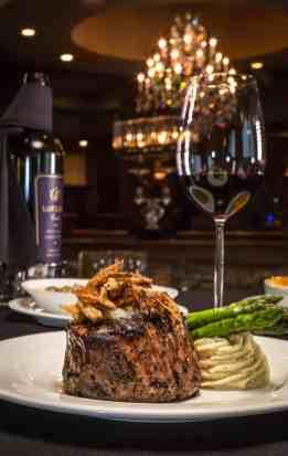 Chicago Style Steak