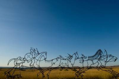 Little Bighorn Battlefield Memorial