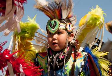 Crow Fair, Crow Agency, Crow Indian Reservation