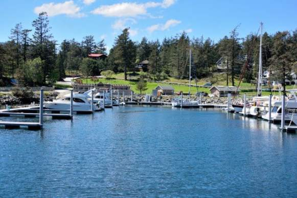 OrcasIsland_RoasrioResortandSpa_Marina