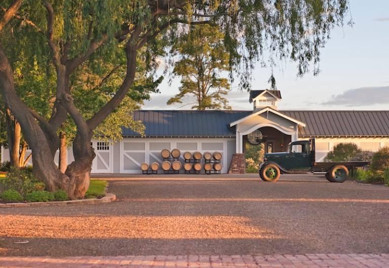 photos courtesy of Abeja Winery