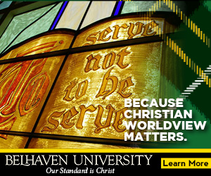 Belhaven University - Because Christian Worldview Matters