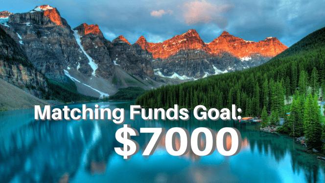 Aquila Report Matching Funds Goal