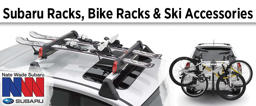 genuine subaru roof racks bike racks