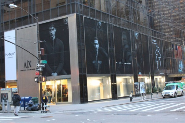 Image result for new york armani exchange