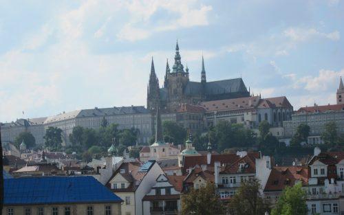 2014 Team Praha - Praque Castle CROPPED - photo 5 from Leah Baugh