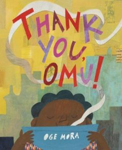 The Horn Book Calling Caldecott Thank You Omu