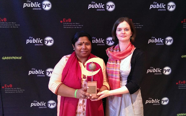 Gap Jury Award for Irresponsibility