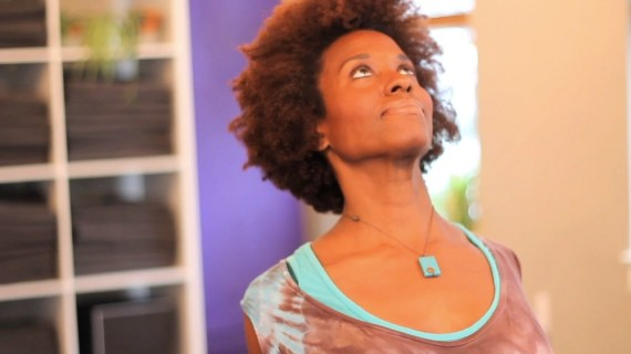 WATCH: Heart-Opening Yoga Flow