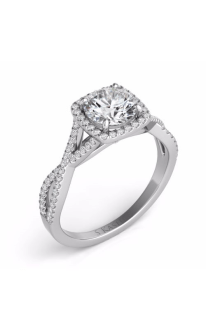 Browse S Kashi   Sons EN7333 50WG Engagement rings   MJ Christensen     S  Kashi and Sons Criss Cross Engagement Ring EN7333 50WG product image