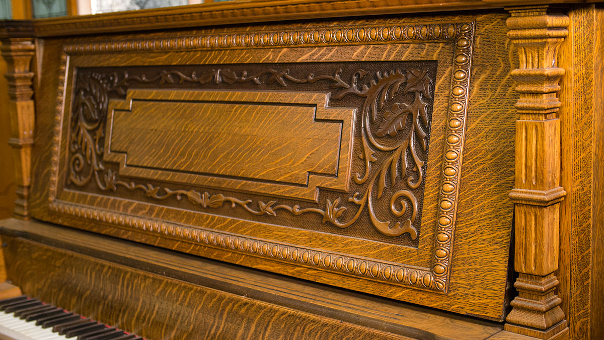 Schubert Upright Grand Piano Made In USA Online Piano